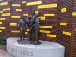 Bee Gees Statue / March 2013