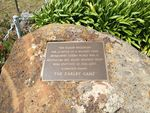 The Darley Camp Inscription : October 2013