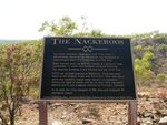 The Nackeroos Plaque