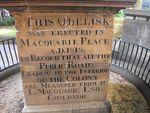 The Obelisk Inscription (Peter Williams)