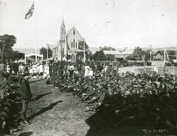 1921 : Garden opening : State Library of South Australia - B-19906