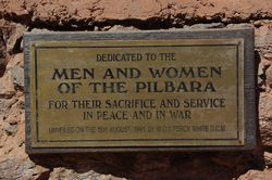 Dedication Plaque : 06-August-2015