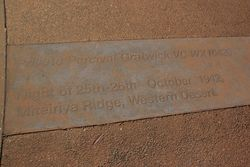 Gratwick Plaque: 06-August-2015