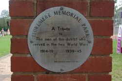 Plaque Inscription : 01-March-2015