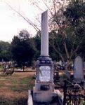 Tom Harrow Manson Memorial