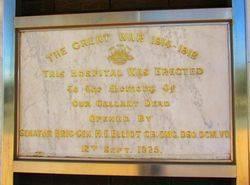 Memorial Stone : 08-April -2015