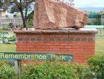 Remembrance Park 2 : 16-10-2007