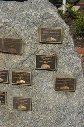 Memorial Plaques : 23-November-2014