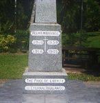 Tully War Memorial Inscription
