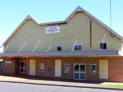 Tuncurry Memorial Hall : 17-September-2014