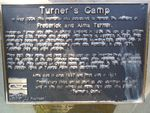 Turners Camp Inscription