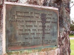 Plaque Inscription : 19-December-2014