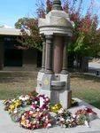 Violet Town War Memorial : 15-May-2013
