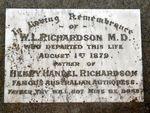 Walter Richardson : 17-June-2011