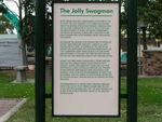 Waltzing Matilda Swagman History Plaque