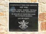 Walwa War Memorial : 27-March-2011