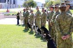 War Dogs Dedication Ceremony : 04-05-2014