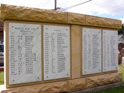 Wall of Remembrance 3 : 04-10-2014