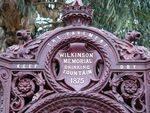 Wilkinson Memorial Drinking Fountain