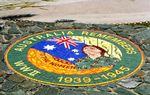 "Womens ""Australia Remembers"" Mosaic Memorial : 2010"