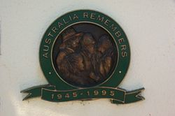Australia Remembers Logo : 08-September-2014