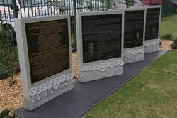 Memorial Plaques: 27-August-2015
