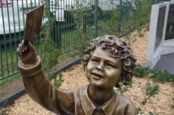 Boy Sculpture: 27-August-2015