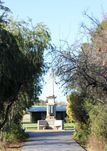Wycheproof War Memorial : 31-August-2011