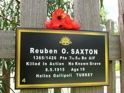 Saxton: 23-November-2015