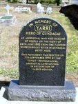 Yarri Headstone