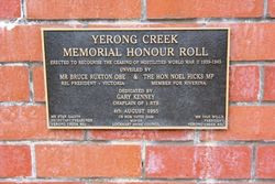 Plaque: 26-September-2016 (Roger Johnson)