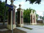 Park Road Gates : 27-05-2014
