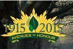 Avenues of Honour 1915 - 2015